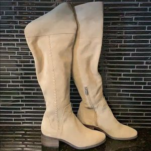 Vince Caputo over the knee boot